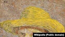 Portret i piktorit, Vincent van Gogh.