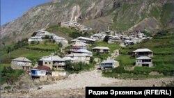 Часть села Кенхи