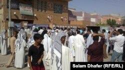 المئات ينتظرون تسلم التعويضات في ميسان