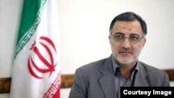 علیرضا زاکانی، نماینده مجلس