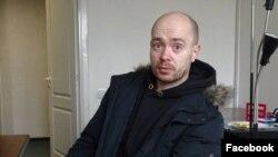 Максим Горюнов, российский философ и публицист.