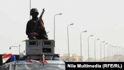 إستنفار أمني في القاهرة أثناء محاكمة الرئيس المعزول محمد مرسي