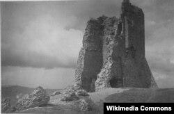 Наваградзкі замак, Шчытоўка (1930)