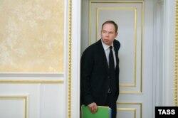 Новый глава Администрации президента России Антон Вайно