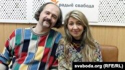 Аксана Спрынчан і Яраш Малішэўскі