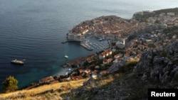 Pogled na Dubrovnik