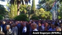 Митинг сторонников власти, 06/07/2016, фото: Анаид Гогорян