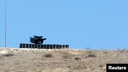 Թուրքիա - Հրթիռային համակարգ Սիրիայի հետ սահմանին գտնվող ռազմակայանում, սեպտեմբեր, 2013թ․