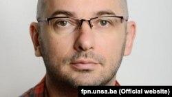 """""""Nema EU vremena ni kapaciteta da razmišlja o našim razlikama i problemima"""", ocjenjuje Ešref Kenan Rasidagić."""