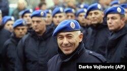 Goran Radosavljević (u sredini)