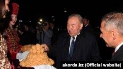 Назарбоев шоми 14 июн вориди Қазон шуд