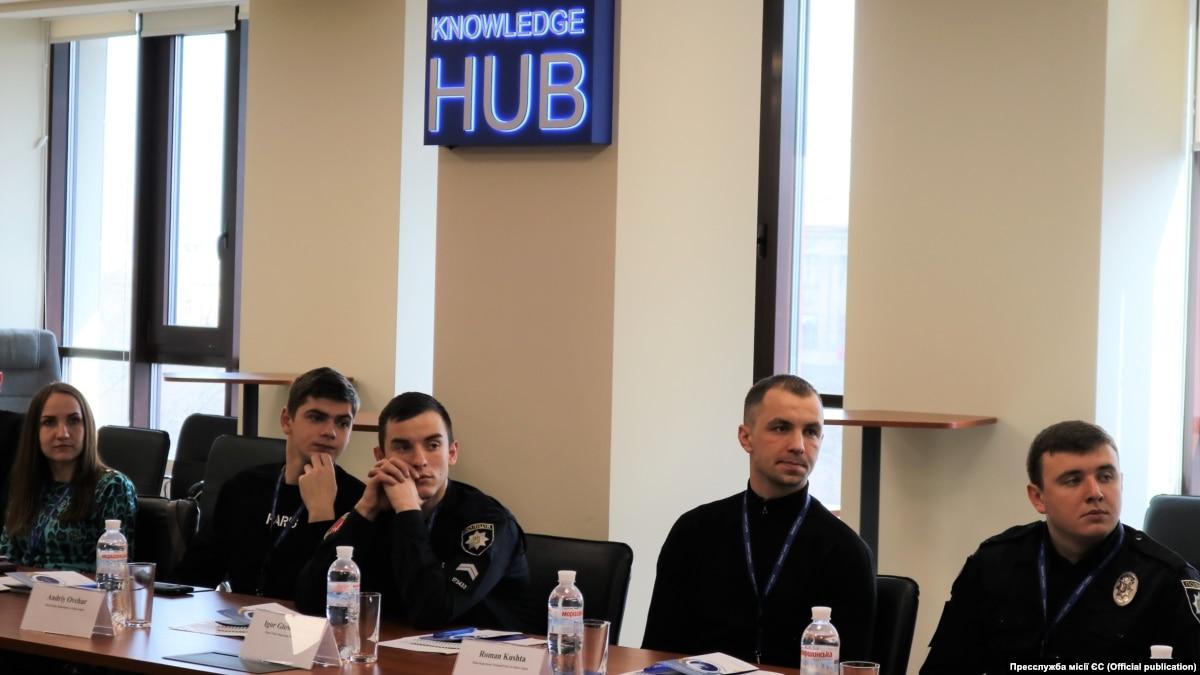 На юге Украины заработал первый образовательный хаб от миссии ЕС
