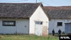 Kamp u Stajićevu gde su zatvarani Hrvati