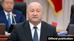 Женишбек Разаков