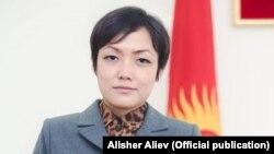 Аида Касымалиева