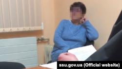 Журналістку, яку депортували з Росії, затримала СБУ