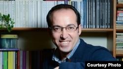 Turkish author Burhan Sonmez.