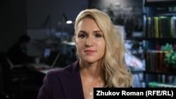 «Шифокорлар альянси»етакчиси Анастасия Васильева.