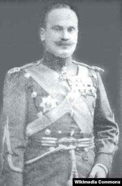 Граф Константин Диаманди, посол Румынии в России в 1914-1918 годах