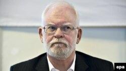 Дат жазушысы Ларс Хедегаард.