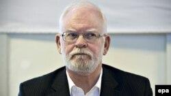 Данскиот писател и историчар Ларс Хедегаард.
