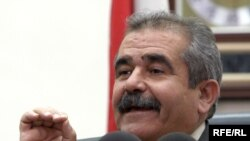 وزير الصحة في حكومة إقليم كردستان العراق طاهر هورامي