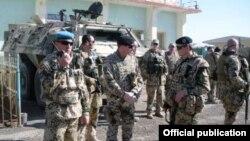 Հայ խաղաղապահները Աֆղանստանում:
