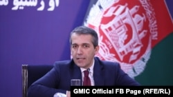 صدیق صدیقی، معین وزارت داخله افغانستان