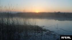 Река в Актюбинской области. Иллюстративное фото.