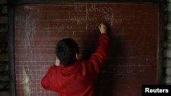 Программа по изучению грузинского языка, утвержденная Министерством образования Турции, рассчитана на учеников пятых-восьмых классов и в общей сложности предусматривает 244 учебных часа