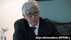 Амандық Баталов, Алматы облысы әкімінің орынбасары кезінде. Талдықорған. 10 қазан 2012 жыл.