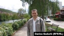 Nikola Krivokapić, foto: Danica Gudurić