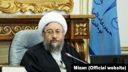 صادق لاریجانی،رئیس قوه قضائیه