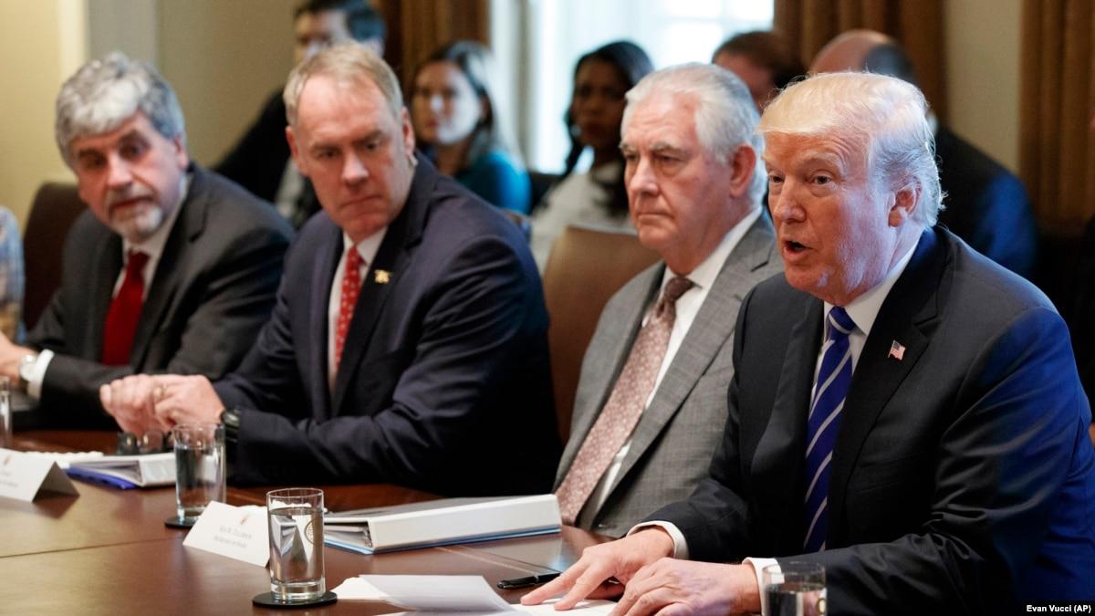 رایزنی ترامپ با مشاوران امنیت ملیاش در آستانه اعلام نظر در مورد تحریمهای ایران