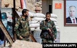 Sirija, januar 2018