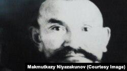 Сталиндик абакта 1939-53-жж. жазыксыз жаткан Ниязакун Акуналиев.