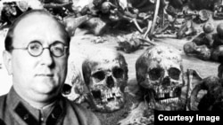 Павел Чистов и его жертвы