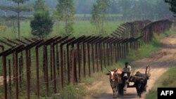 Индия менен Пакистандын Кашмир аймагындагы чек арасы