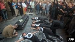 La protestele de la Praga împotriva premierului Andrej Babiš
