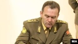 генерал - мајор Горанчо Котески