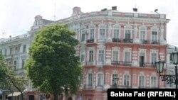 Odesa 2016: Casa lui Alexandru Scarlat Sturdza, diplomat și publicist rus, de origine română, fiul lui Scarlat Sturdza, primul guvernator al Basarabiei