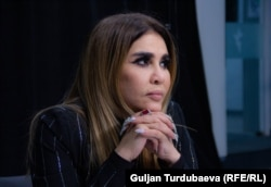 Özbek aýdymçysy Ozoda Nursaidowa