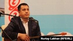 Нұрмат Мансұров. Астана, 8 шілде 2013 жыл.