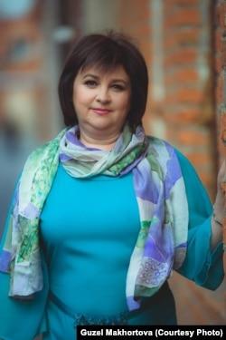 Психотерапевт Гузель Махортова. Фото из личного архива