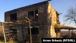 Napušteno selo Johovac