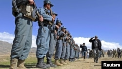This latest scandal has raised questions about Afghanistan's security forces and justice system. (file photo)
