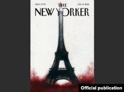"Coperta publicației ""The New Yorker"""