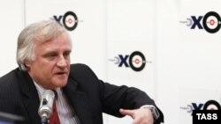 Официјалниот претставник за Русија и Западен Балкан од одделението за јавна дипломатија во НАТО, Роберт Пшчел