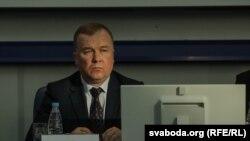 Міністар спорту і турызму Аляксандар Шамко