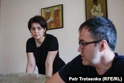 Мама Саида Нодира Мансурова и папа Хуршид Зайнутдинов.